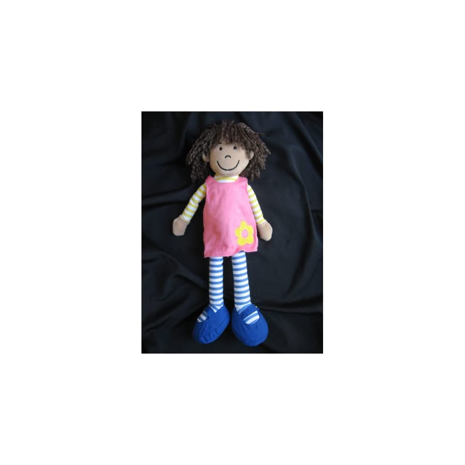 Rare 1998 Original Groovy Girls Hispanic Doll Lupe