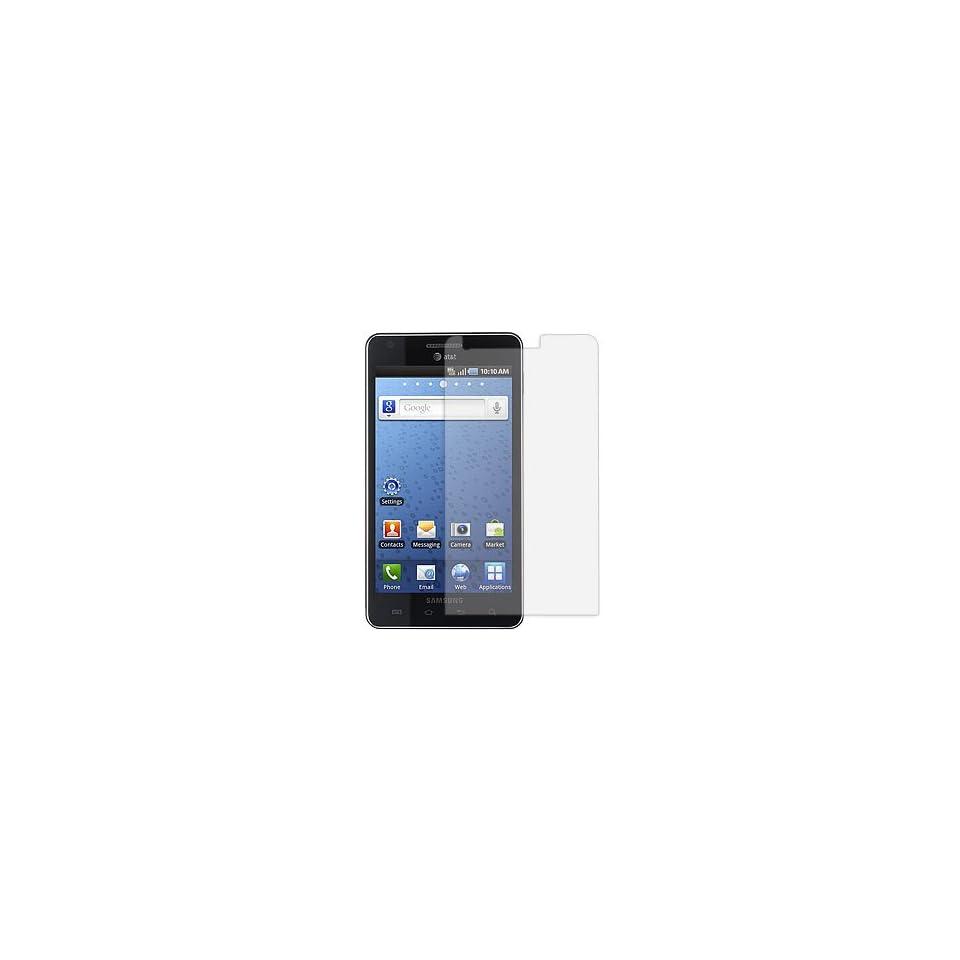 Samsung Infuse 4G Anti Glare Screen Protector (Samsung SGH i997)