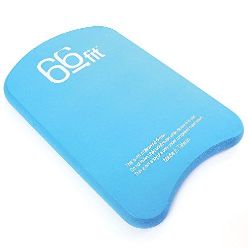 66fit Schwimmbrett - Schwimmhilfe, Übungsgerät für Aqua-Fitness und Schwimmkurs