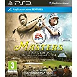 Tiger Woods PGA Tour 14 Masters Historic Edition PLay Station 3