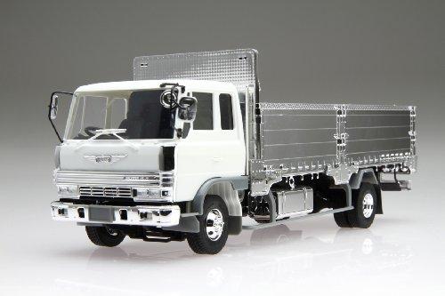 1/32 はたらくトラックシリーズNo.9 日野レンジャー 4D シャッターグリル造り平ボディ仕様