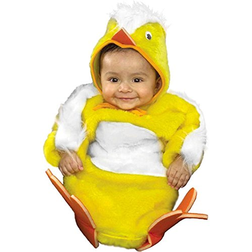 Newborn Baby Chicken Costume (0-6 Months)