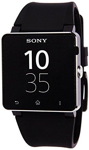 Sony SmartWatch 2 SW2 ソニースマートウォッチ2 + シリコンストラップ 1275-4458.1 (並行輸入品) -