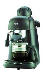 Prestige PECMD 1.0 800-Watt Espresso Coffee Maker