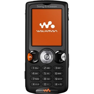 Sony Ericsson W810i Unlocked Cell Phone with 2 MP Camera, MP3/Video Player, Memory Stick Duo--International Version with No Warranty (Black)