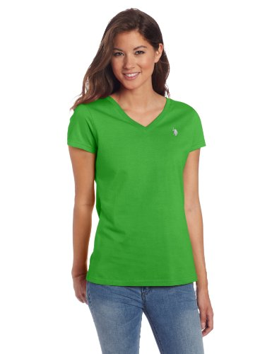 U.S. Polo Assn. Women's Short Sleeve T-Shirt, Juicy Green, X-Large at Sears.com