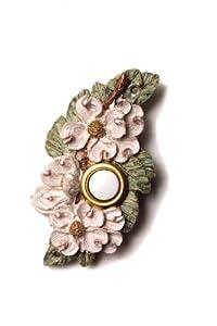 Dogwood Decorative Doorbell Cover