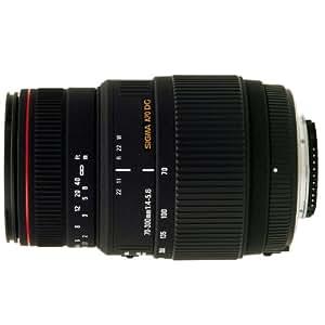 Sigma 70-300mm f4-5.6 APO DG Macro For Nikon Digital & Film Cameras