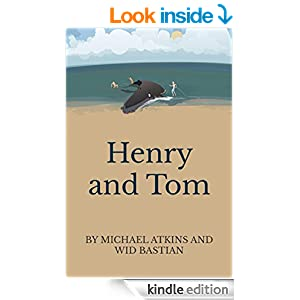 Henry and Tom book cover