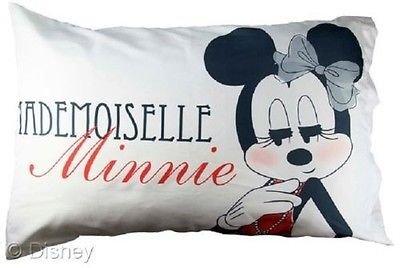 "Disney Minnie ""Skinny Madem"" Pillowcase"