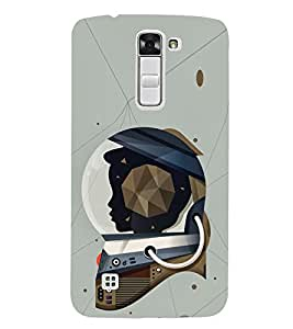 EPICCASE Spacewomen Mobile Back Case Cover For LG K10 (Designer Case)