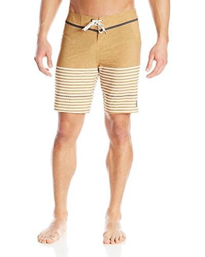 Quiksilver Men's East Side Stripe 19 Boardshort