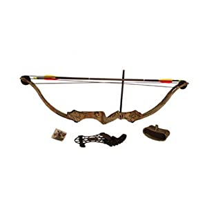 SA Sports Outdoor Gear Moose Compound Bow Set - 35lb by SA Sports Outdoor Gear