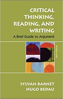 critical thinking reading and writing Research says / teach critical thinking to teach writing examined the link between critical thinking and writing (quitadamo reading research.