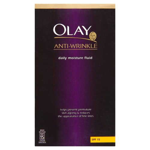 Olay Anti Wrinkle Daily Moisture Fluid 100ml Reviews
