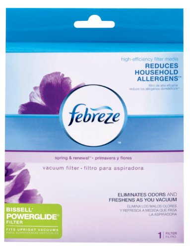 Febreze Powerglide Lift-Off Pet Replacement Vacuum Filter (Febreze Bissell Filter compare prices)