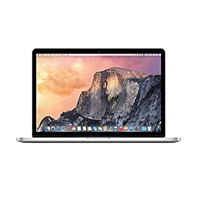 Apple MacBook Pro MJLQ2HN/A 15-inch Laptop (Core i7/16GB/256GB/Intel Iris Pro)