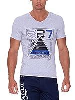 Rivaldi Camiseta Manga Corta Modi (Gris / Negro)