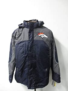 G-III Denver Broncos Mens XL 3 in 1 Winter Systems Jacket ADEB4 by G-III Sports