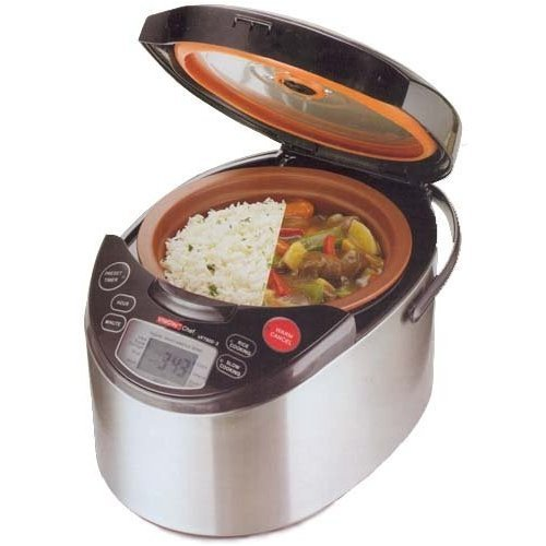 VitaClay - Pro Goumet Rice N' Slow Cooker - Vita Clay