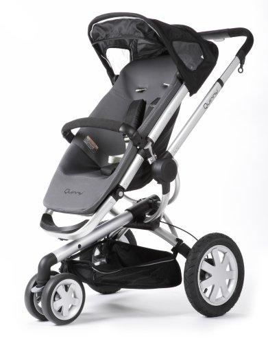quinny buzz 3 wheel stroller black. Black Bedroom Furniture Sets. Home Design Ideas