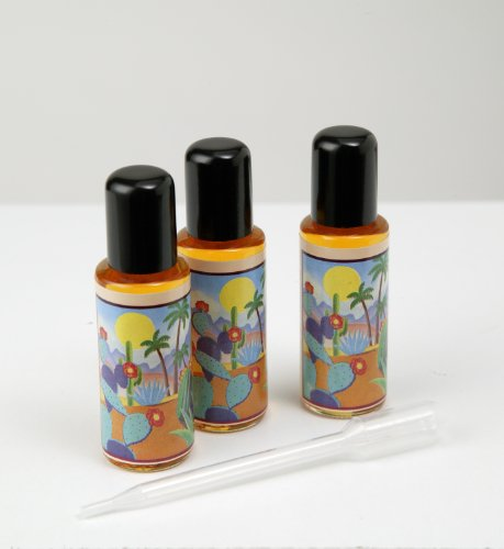 Arizona Sun Scented Oil - Desert Floral Vacation Fragrance - Essential Oil - Perfume - Home - Office - Smells Great - Aromatherapy