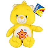 Care Bear 8.5 inch Soft Toy - Wish, Superstar, Harmony, Share, Love a lot, Good Luck (Superstar Care Bear 8.5 inch Soft Toy)