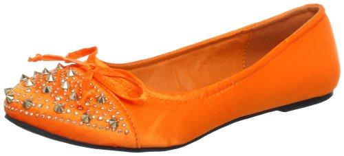 Les Tropeziennes CHUT, Ballerine donna, Arancione (Orange (ORANGE   72978 564)), 38