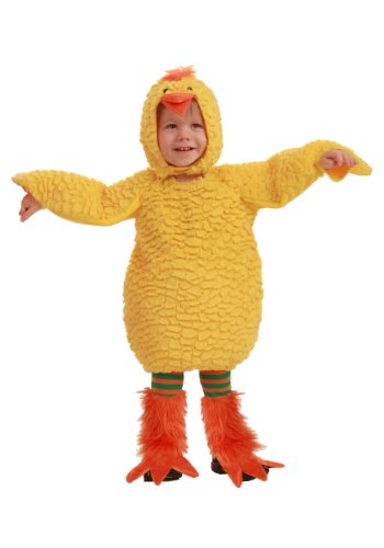 Unisex Baby Fluff The Duck Costume
