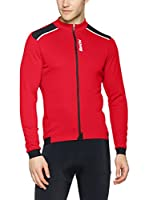 Santini Maillot Ciclismo (Rojo)