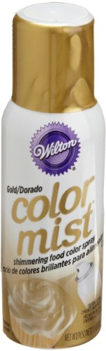 Wilton Gold Color Mist