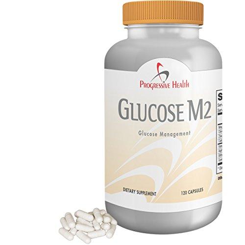 Glucose M2: Blood Sugar Formula, 1 Month Supply Food ...