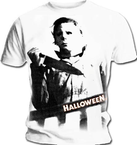 Official T Shirt HALLOWEEN Classic Movie MICHAEL