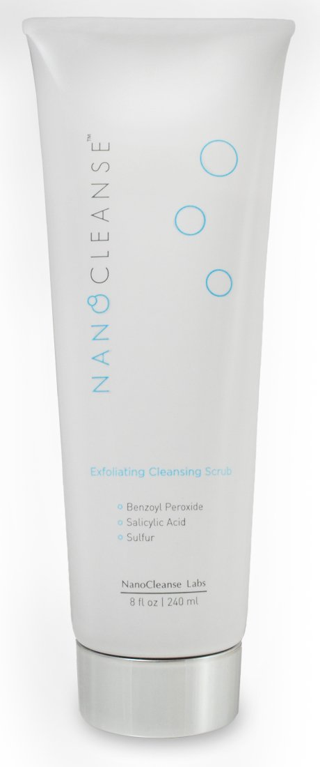 Nanocleanse - Best Acne Face Wash - Natural Face Wash - The Best Face Wash for Acne to Clear Skin Fast - A Great Way to Become Acne Free!