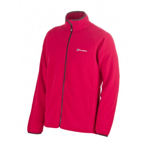 BERGHAUS Men's Annandale Fleece Jacket, Red, M