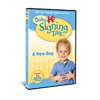 Baby Signing Time Vol. 3: A New Day
