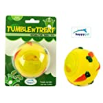 (happypet) Small Animal Tumble n Treat Interactive Treat Toy