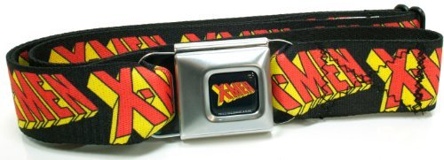 Marvel Comics X-Men Seatbelt Belt