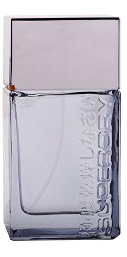 Superdry Steel Eau de Toilette Vaporizzatore - 75 ml