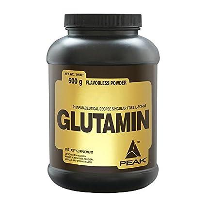 Peak Glutamin 500 Dose