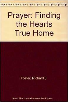 Listening heart a book on prayer