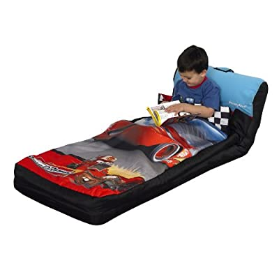Disney Cars Ready Bed Sleeping Bag Readybed Bag Pump Ebay