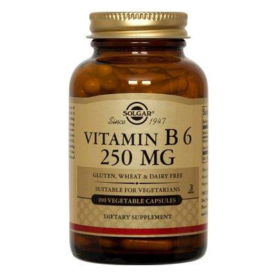 Vitamin B-6 250mg - 100 - Capsule