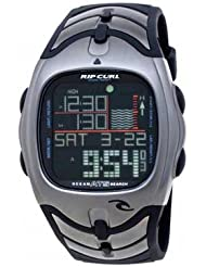 Rip Curl Titanium Ultimate Oceansearch Watch Black, One Size