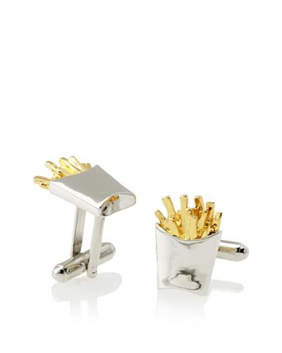 Link Up French Fries Cufflinks