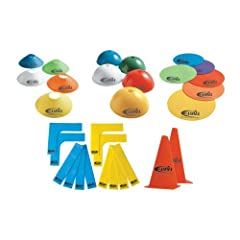 Buy Gamma First Set Court Marker Kit, Assorted by Gamma