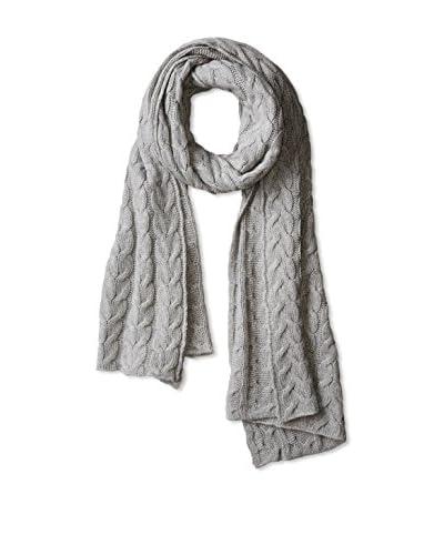 Portolano Women's Wrap, Light Grey