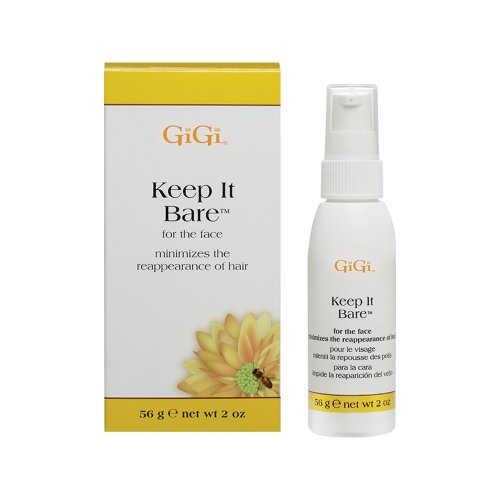 Gigi Keep It Bare for The Face, 2 Ounce