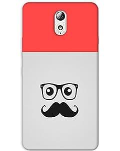 Lenovo Vibe P1m Back Cover Designer Hard Case Printed Cover