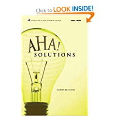 Book Cover Aha! Solutions